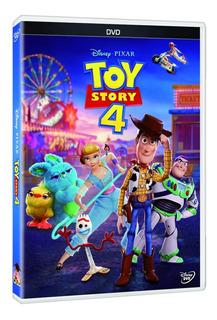 Película Dvd Toy Story 4