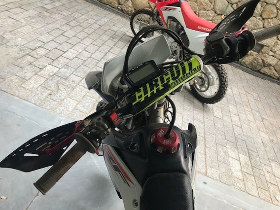 Crf 230, 8 Trilhas, 2019, Com Escape Bell, Trail Tech