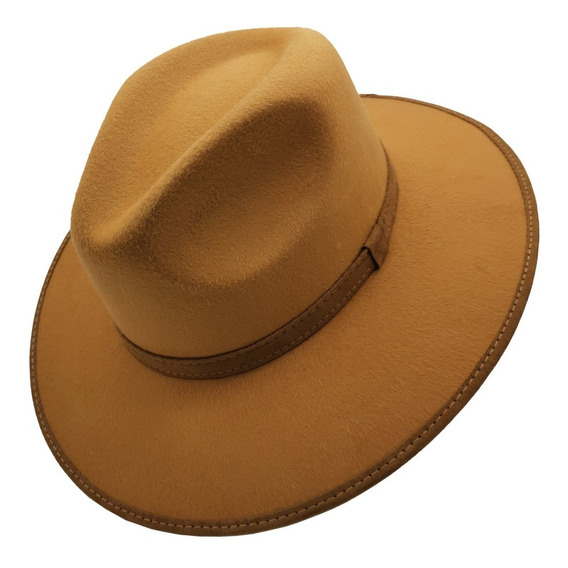 Sombrero Indiana Explorer Hipster Vintage Unisex Hombre Mujer