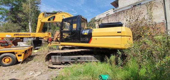 Excavadora Caterpillar 325bl Año 97