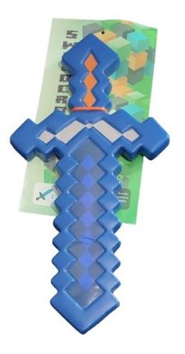 Imagen 1 de 3 de Espada Juguete De Colores Niños - Plástico