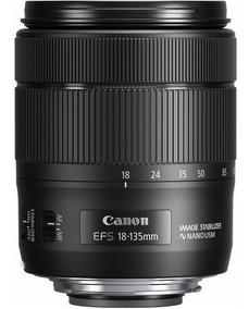 Lente Canon Ef-s 18-135mm F/3.5-5.6 Is Nano Usm 12x S/juros