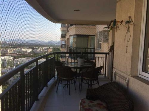 Imagem 1 de 14 de Apartamento-à Venda-barra Da Tijuca-rio De Janeiro - Svap30088