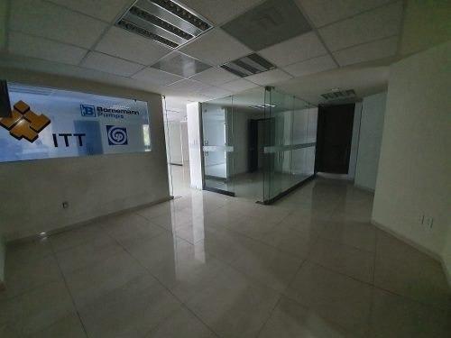 Oficina En Renta Polanco 180m2