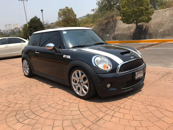 Mini Cooper S 1.6 Hot Chili Mt 2007