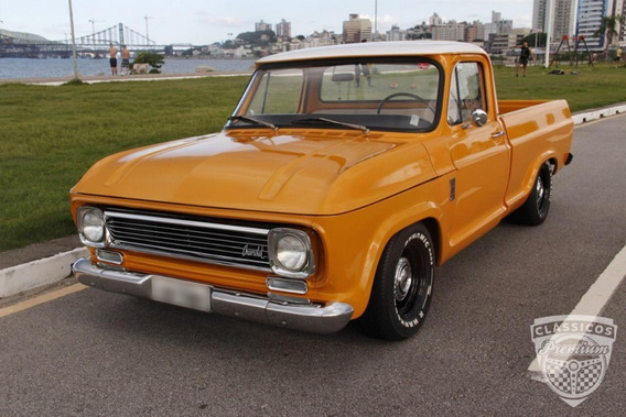 Chevrolet C-10 C-14 1973 73 - Antiga - C10 C1