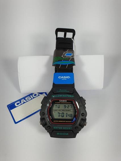 Relógio Casio Dw-290-1vs Missão Impossível