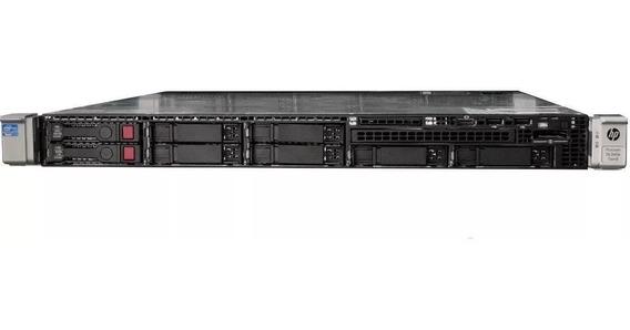 Servidor Hp Dl360e Gen8 - Xeon E5-2430l Ram 32 Gb - 2 Fontes