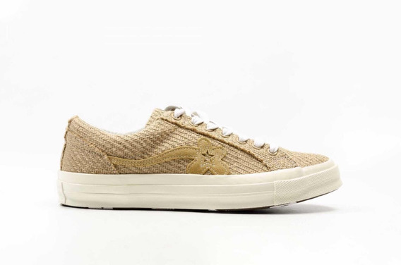 Converse Ox Por Golf Le Fleur One Star Marrón Beige Natural