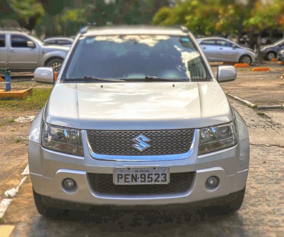 Suzuki Grand Vitara 2011 Automatico Completo 4x2 2.0 Couro