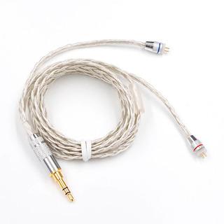 Cable Plata Premium Original Kz Audifonos Kz Zs10 Zst Ed12