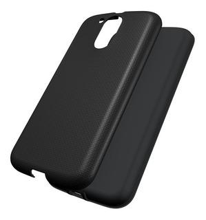 Case Anti Impacto Moto G4,g4 Plus + Película Vidro Frete 10