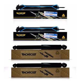 Kit 04 Amortecedor Grand Cherokee 2000 2001 2002 2003 2004