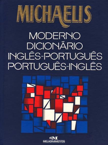Livro Michaelis Moderno Dicionário Inglês-português ...