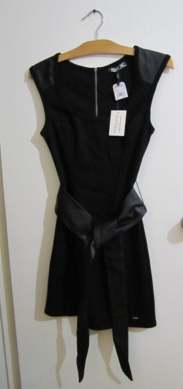 Vestido Guess Original Jet Black A996