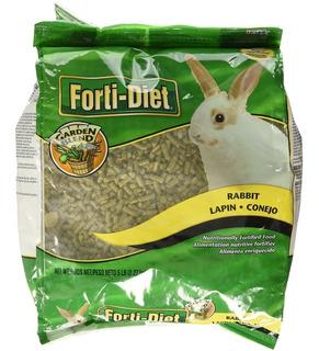Kaytee Ky22620 Forti-diet Garden Blend Para Conejo (pellets