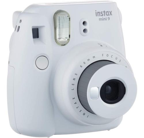 Camara Fuji Instax Mini Impresion Instantanea Polaroid White