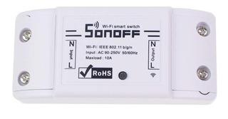 Sonoff Switch Inteligente Wifi Domotica Inalambrico