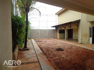 Casa Residencial Para Locação, Jardim Eugênia, Bauru. - Ca1378