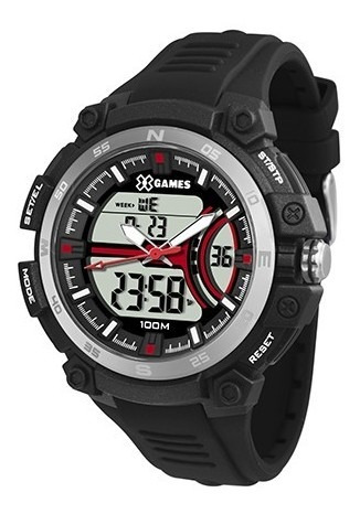 Relógio X-games Xmppa254 Bxpx - Ótica Prigol