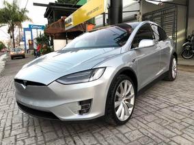 Tesla Model X P 100d 2017 Plata