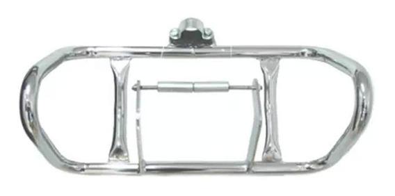 Protetor De Motor Gsr 125 Modelo Way - Chapam