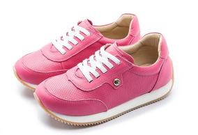 Tênis Jogging Gambo - Pink