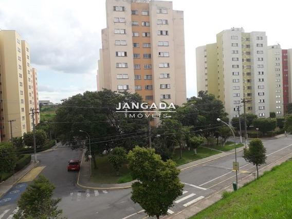 Apartamento De 02 Dormitorios E 01 Vaga No Cond. Sao Cristovao - 11209