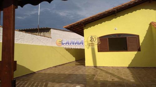 Casa Com 2 Dorms, Balneário Flórida Mirim, Mongaguá - R$ 240 Mil, Cod: 6789 - V6789