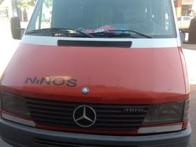 Mercedes-benz Sprinter 2.5 310 Combi 3550 14+1 1998