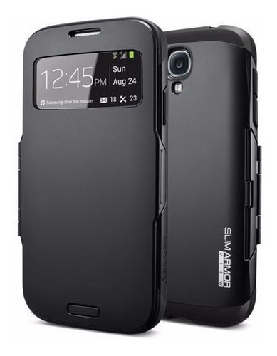 Carcasa Protectora Con Tapa Slim Armor Samsung Galaxy S4