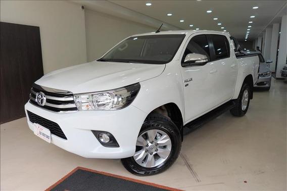 Toyota Hilux 2.7 Srv Flex Automatica