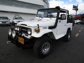 Toyota Fj 40 Mt 4300cc 4x4