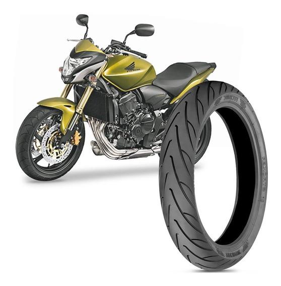 Pneu Moto Hornet Technic 120/70-17 58v Dianteiro Stroker