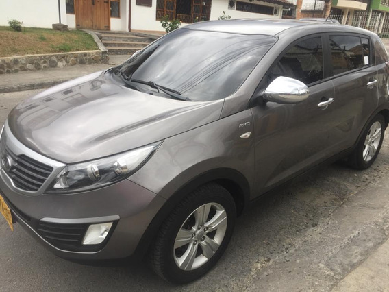 New Sportage Revolutuion Lx At 2000cc 5p 4x4 Turbo Diesel