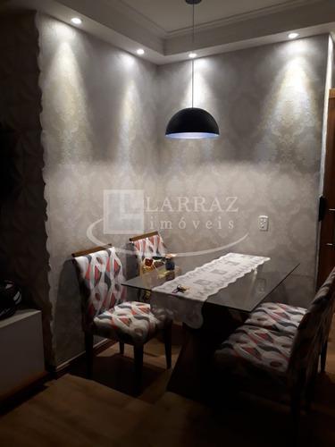 Lindo Apartamento Para Venda No Jardim Paulista, Cond. Jardim Das Pedras, Inteiro Reformado, Ótimo Acabamemnto, 2 Dormitorios Em 52 M2 - Ap01466 - 34162020