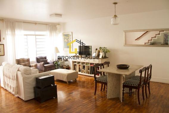 Casa A Venda No Bairro Brooklin Em São Paulo - Sp. - Bh1261-1