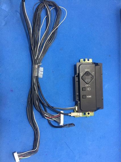 Flat Lvds Sensor Ir Botão Wifi Bluetooth Falante Kdl-55w805a