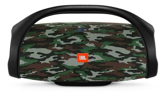 Caixa De Som Jbl Boombox Original Nf E Garantia Camuflado