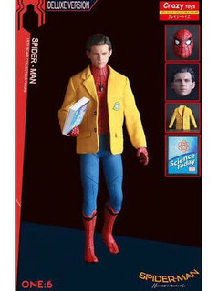 Spiderman Crazy Toys Contact 981597177