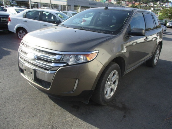 Ford Edge 2013 3.5 Ford Edge Sel At