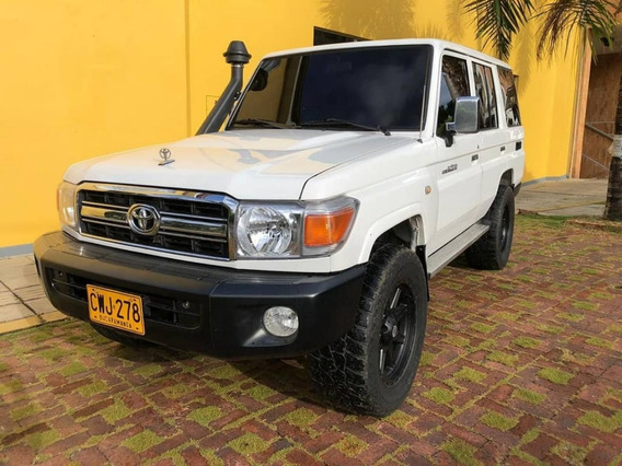 Toyota Land Cruiser Land Crusier Diesel 2008