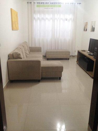 Casa Com 3 Dorms, Nova Gerty, São Caetano Do Sul - R$ 850.000,00, 291,28m² - Codigo: 499 - V499