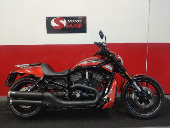 Harley Davidson V-rod Night Rod Especial Vrscdx 2014 Laranja