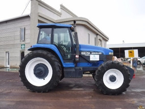 Maquinaria Agrícola Tractor De 210 Hp 4x4 New Holland 8970