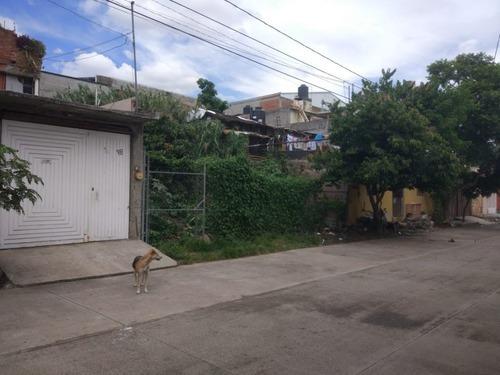 Remate De Terreno En La Colonia Mariano Escobedo En Morelia Michoacan
