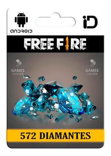 520 Diamantes + 52 Bonus Free Fire | Entrega En El Día |