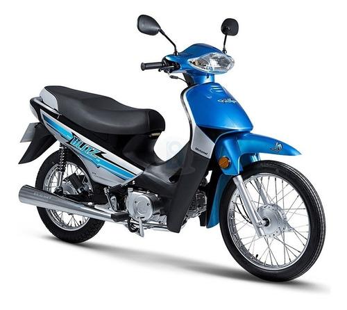 Motomel Blitz 110 - 18 Cuotas De $5.599 - K1000 Motos