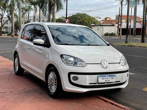 Imagem 1 de 10 de Volkswagen Up 1.0 Tsi Move Up 12v Flex 4p Manual