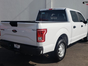 Ford F-150 Doble Cabina V6 4x2 Blanco 2016
